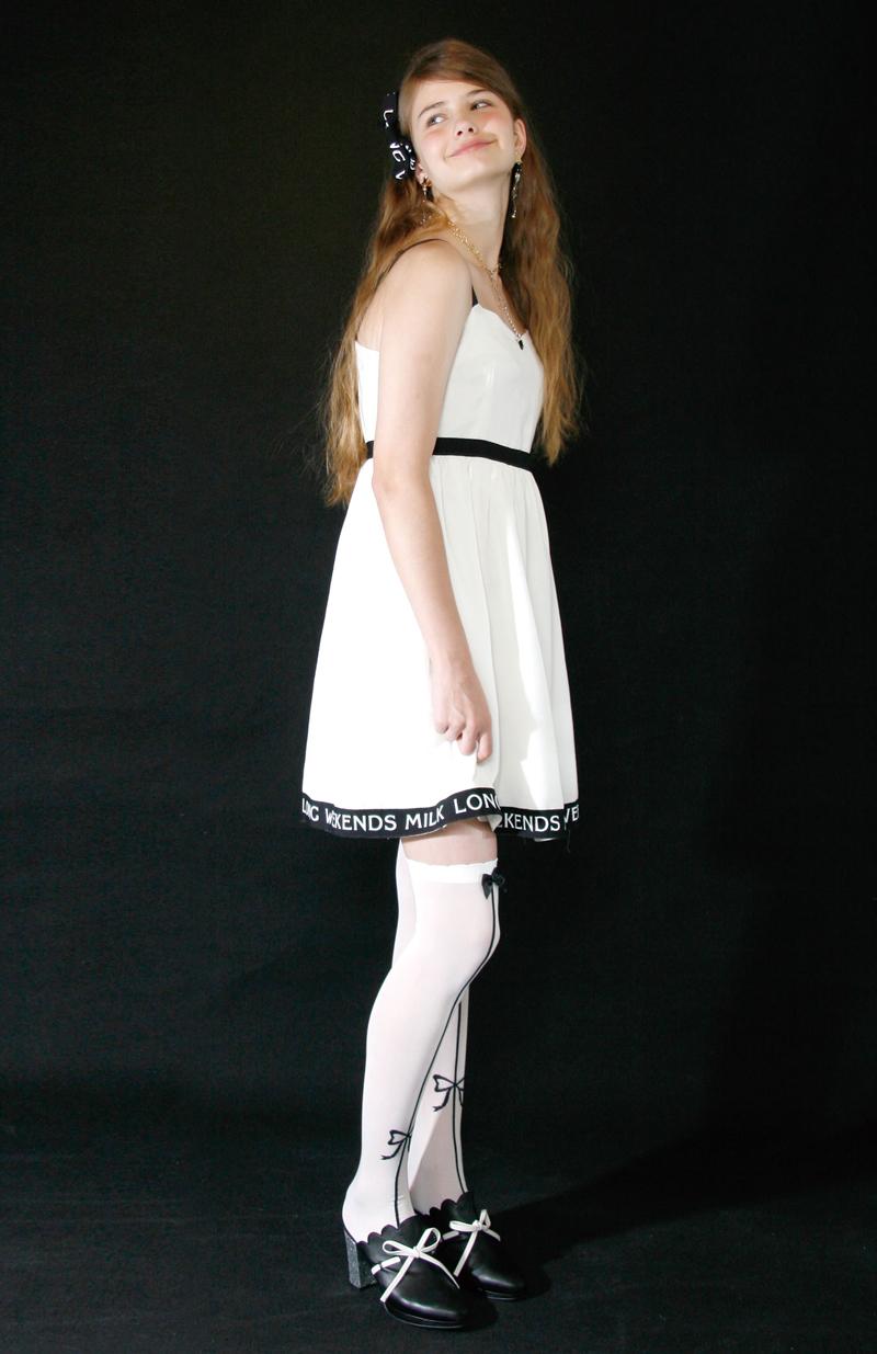 L.W.M dress