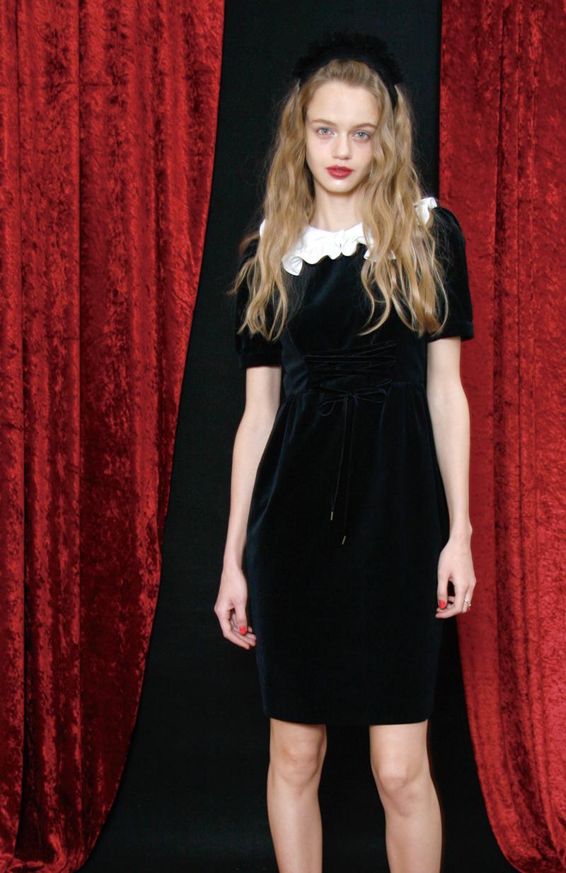 メイド dress