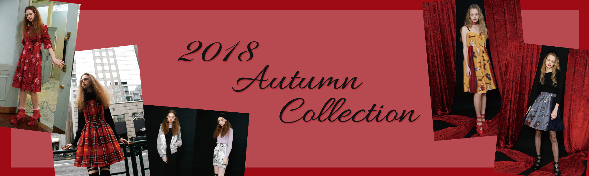 2018 Autumn Collection
