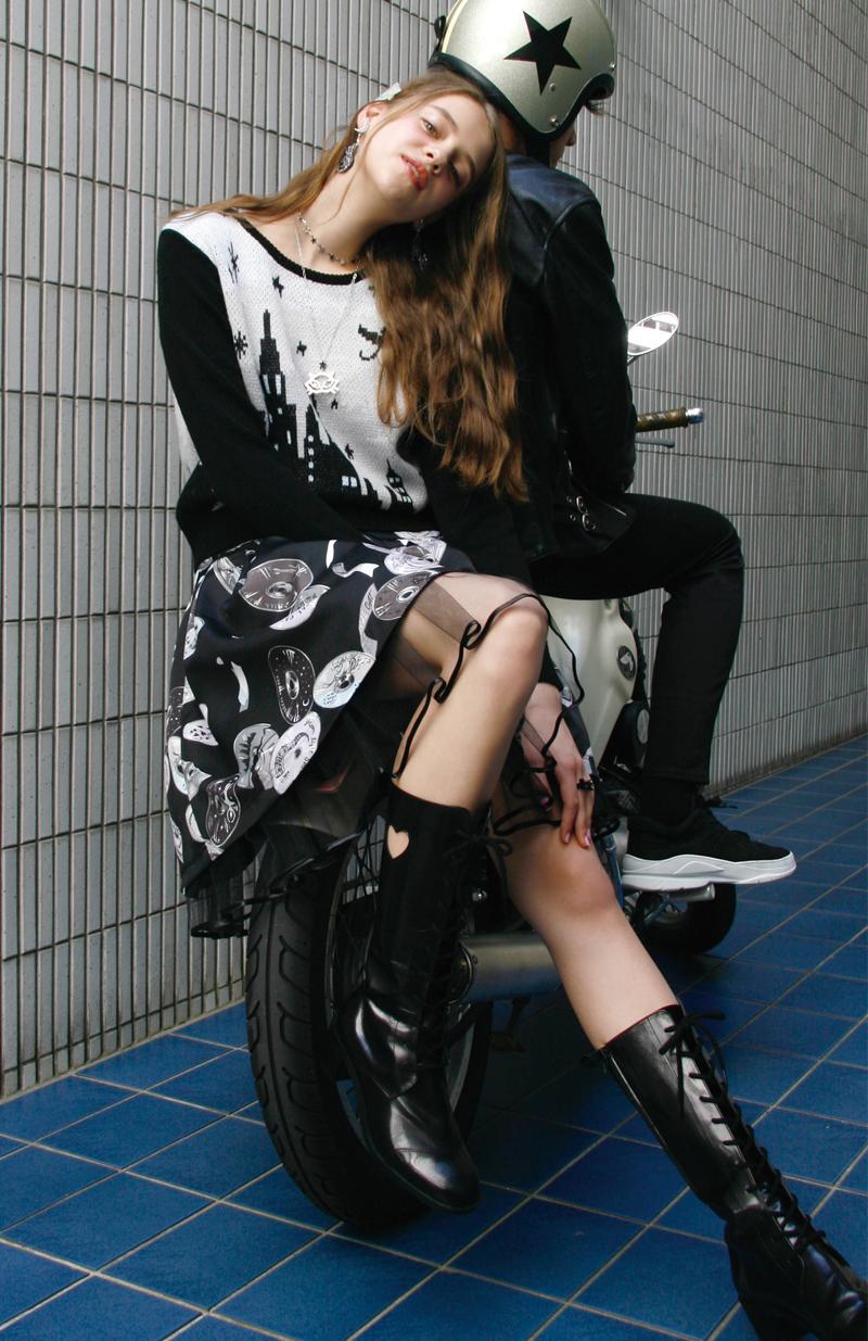 CD スカート