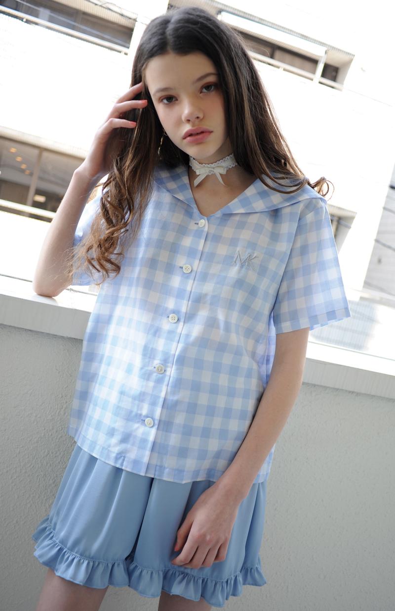 MK セーラーシャツ