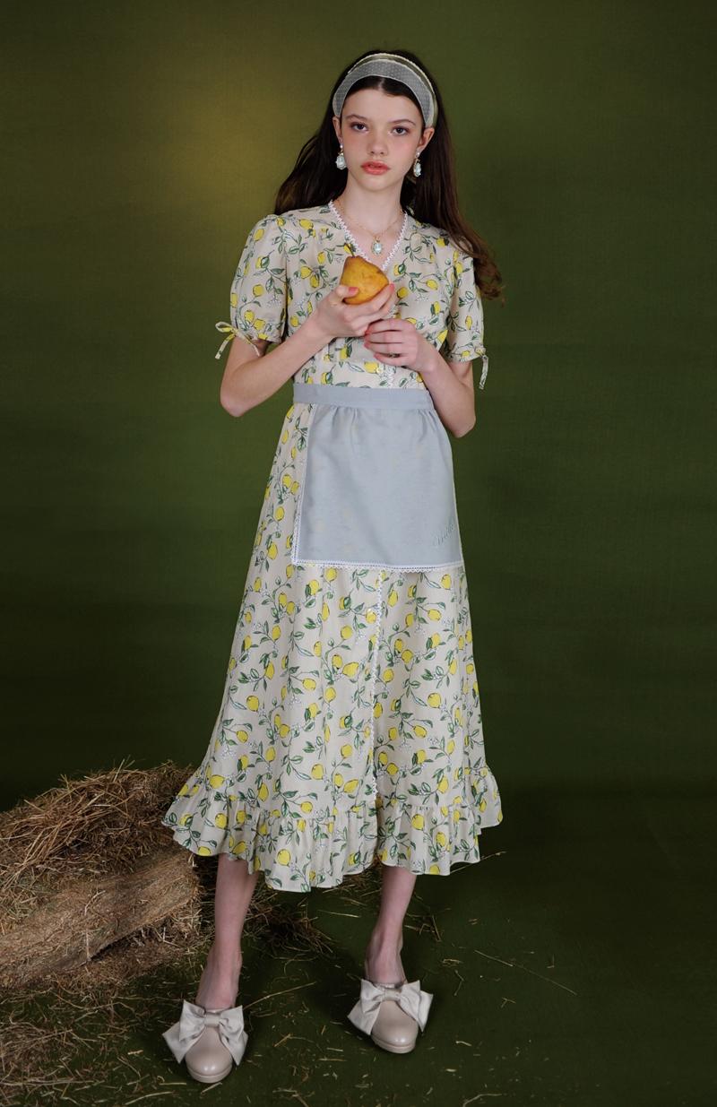 レモニー dress