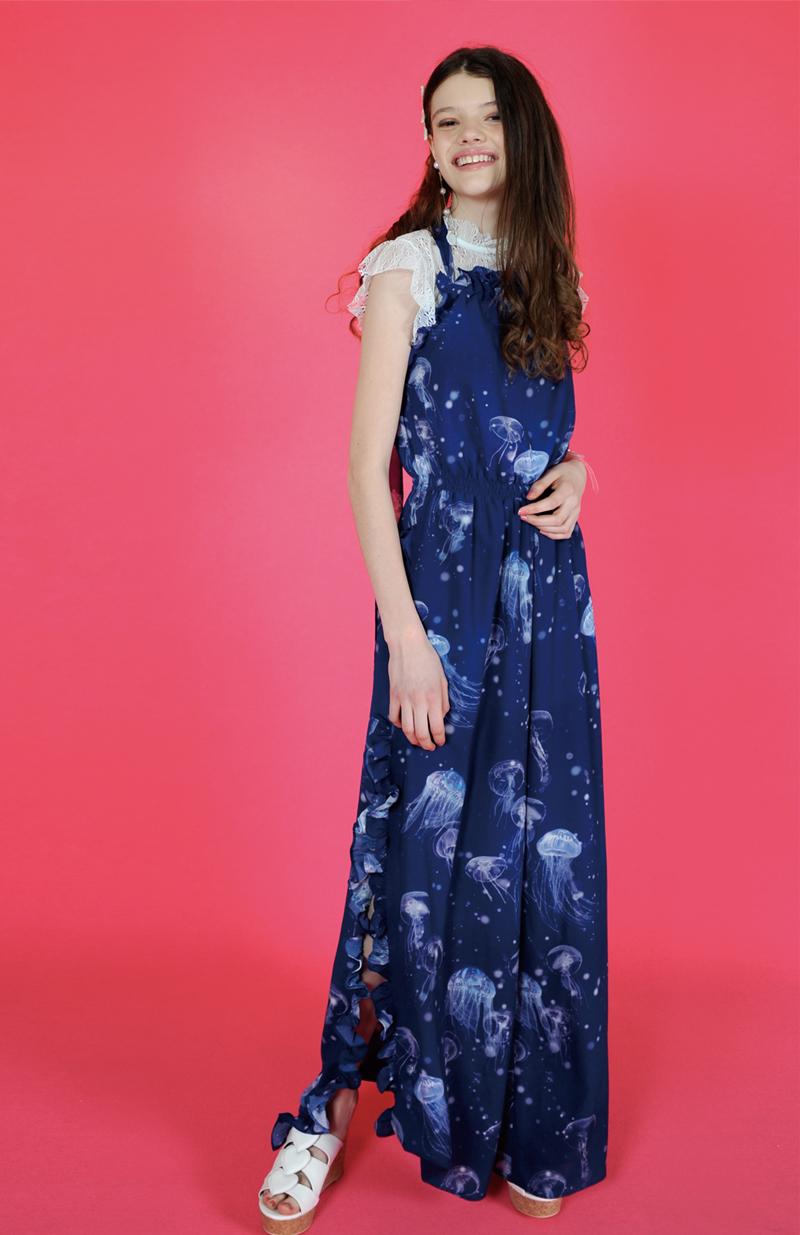 Jellyfish オールインワン ドレス