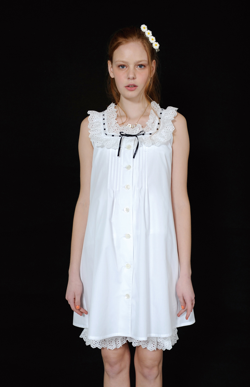 Lacy キャミ dress