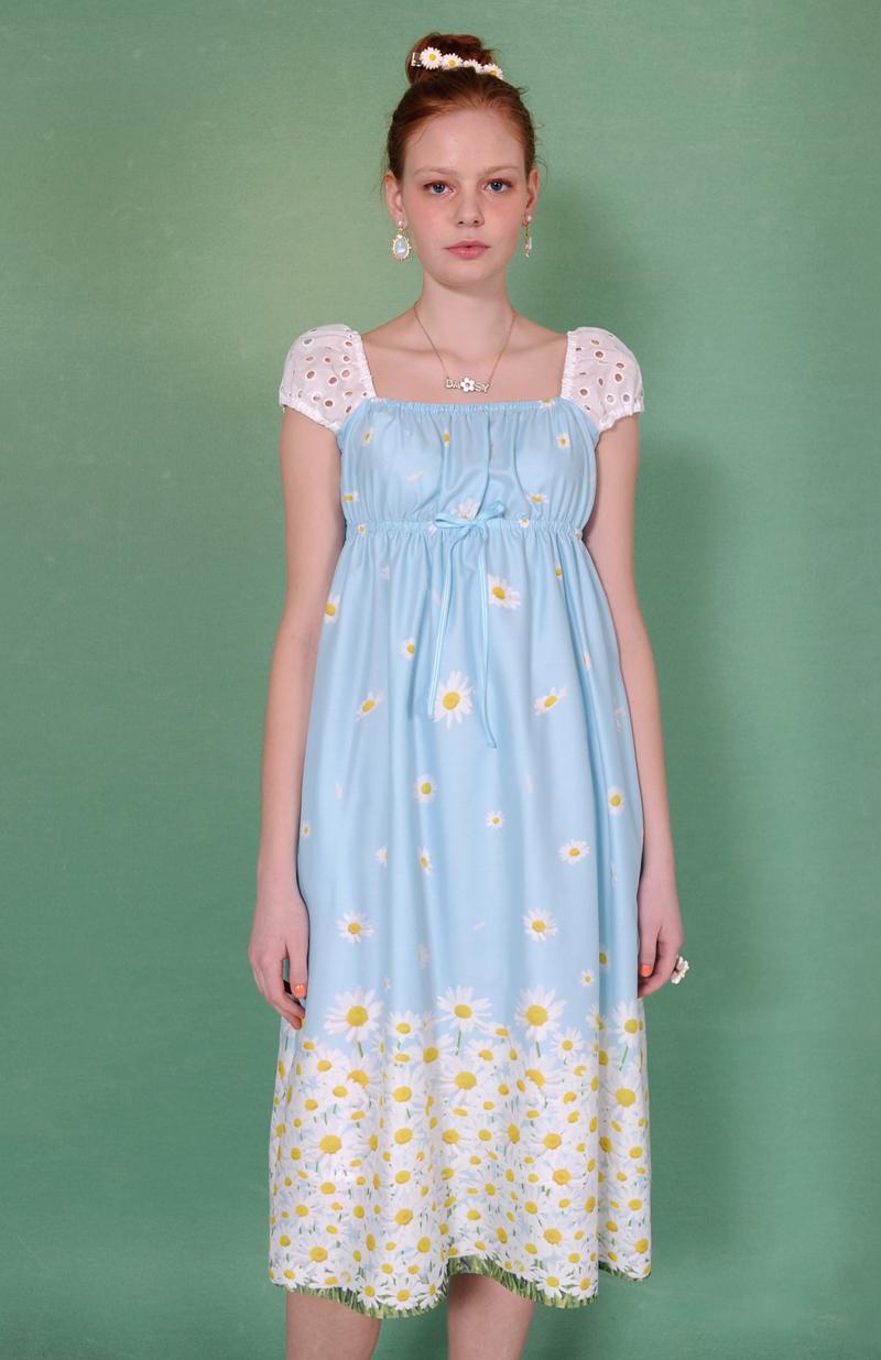 Daisy field Princess