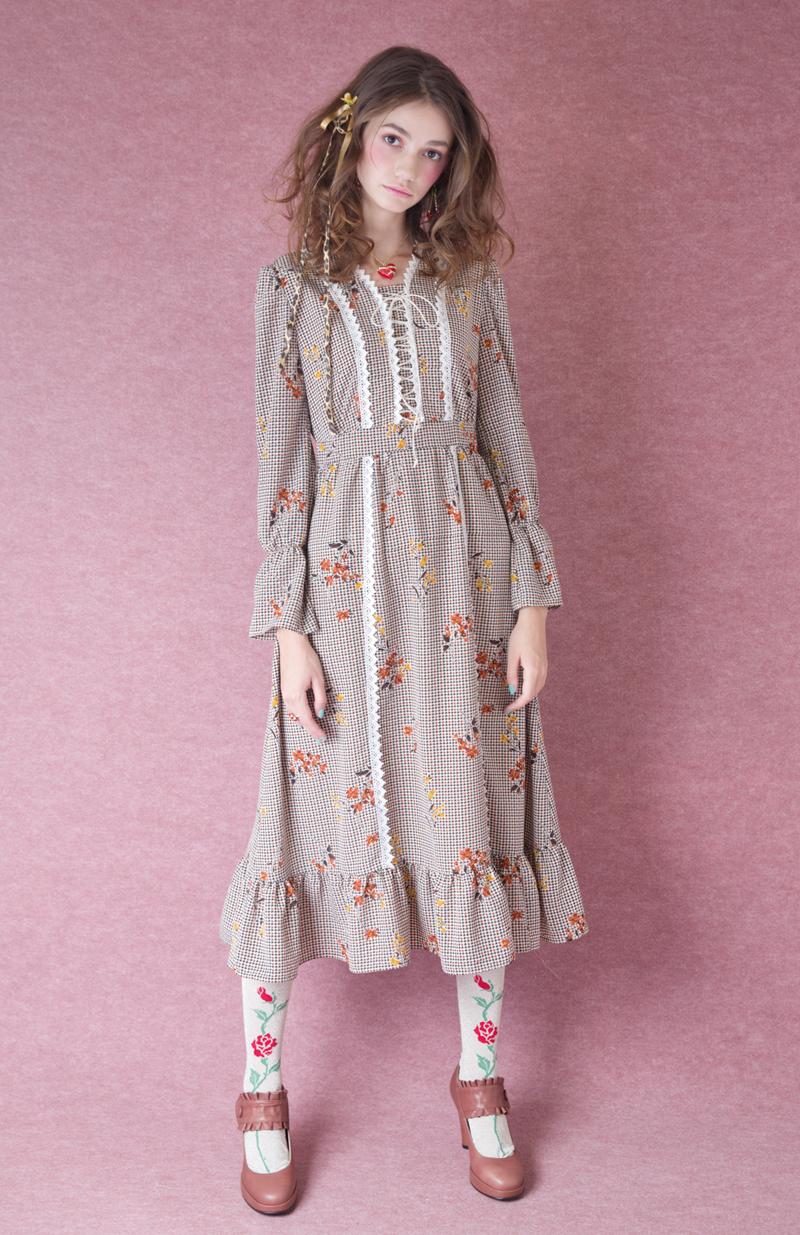 ラ・フィーユ dress