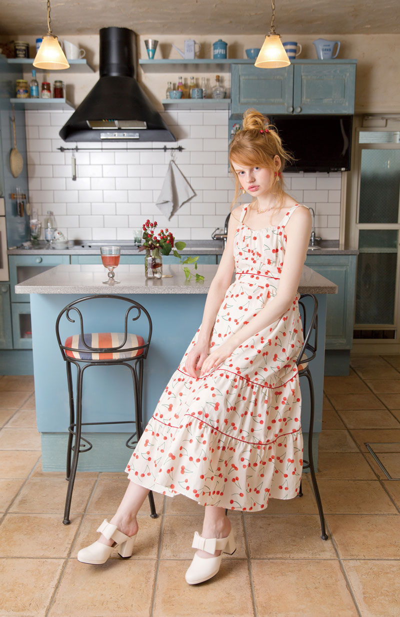 チェリーナ dress