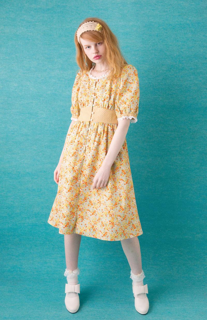 マリーゴールド dress