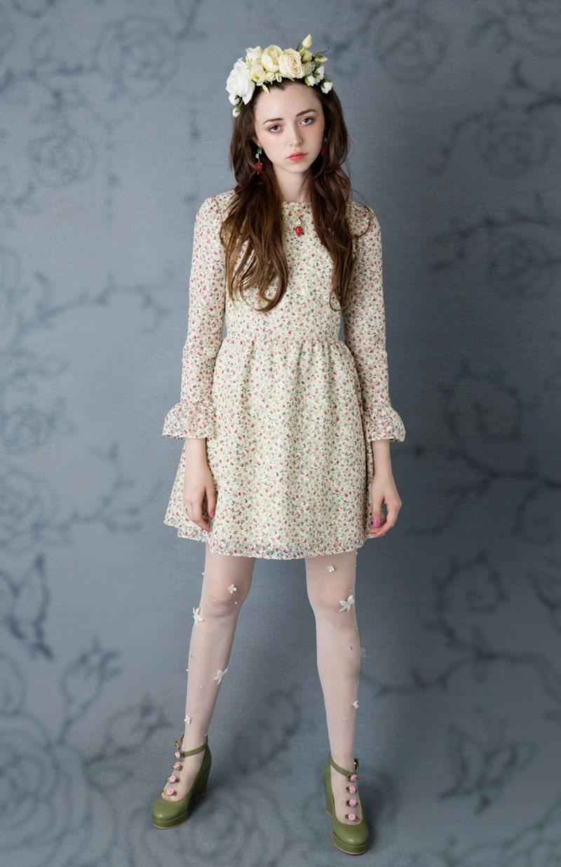 プティ・ルルベ Dress