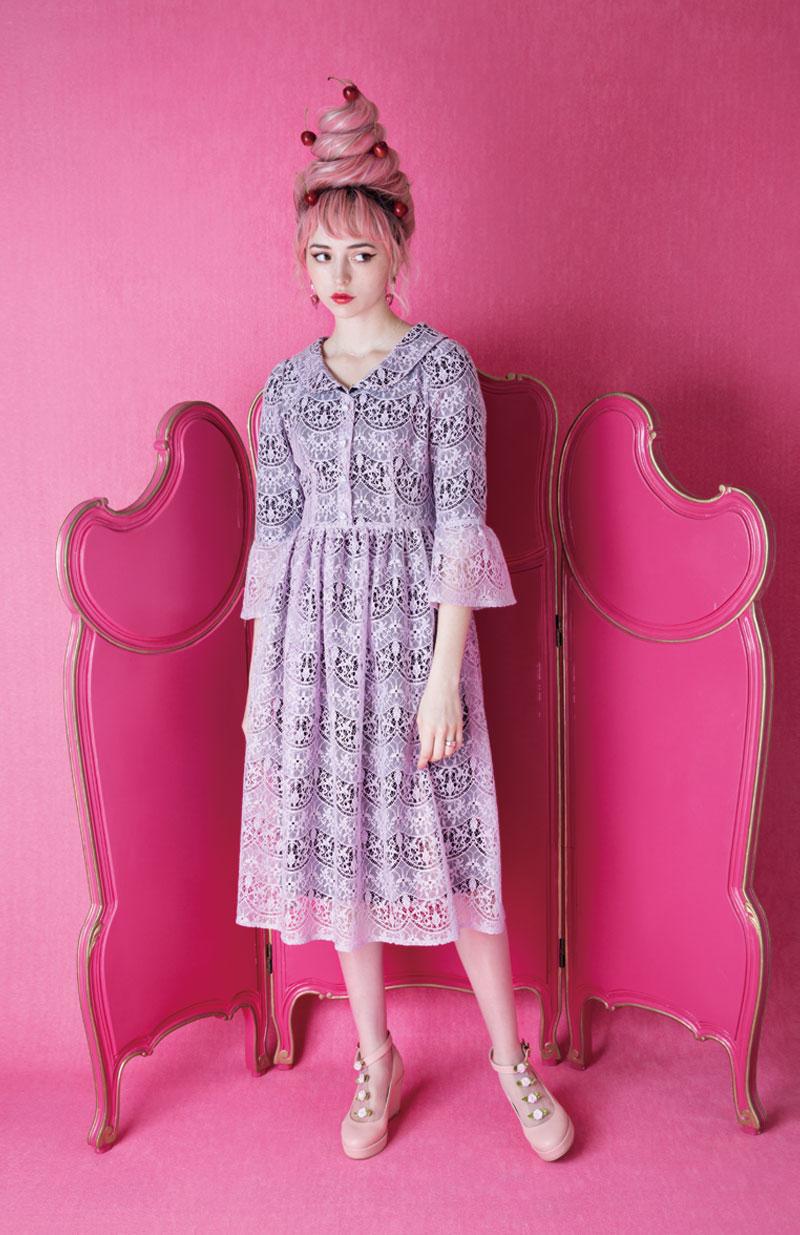 メレンゲ doll dress