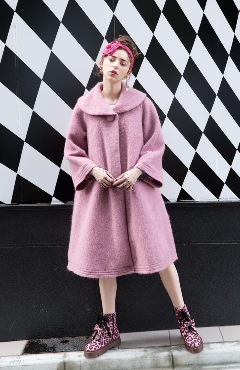 Framboise Coat